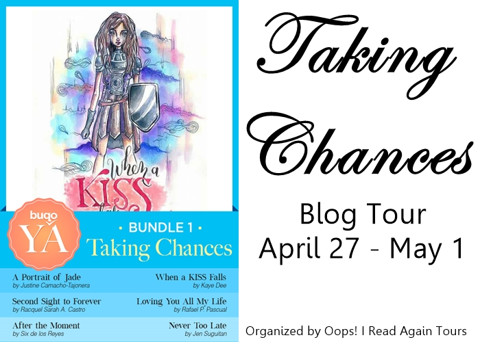 Taking Chances blog tour