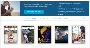 Scribd screencap register