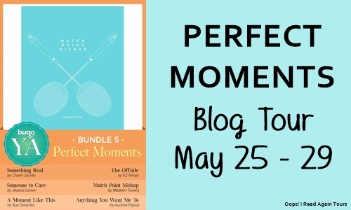 Perfect Moments blog tour