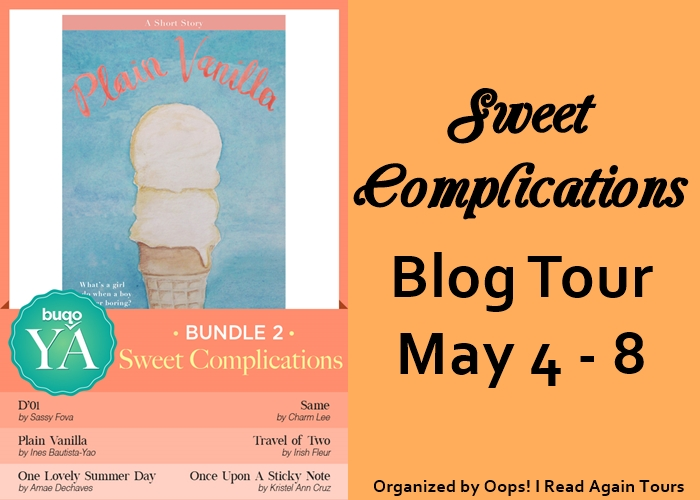 Sweet Complications blog tour